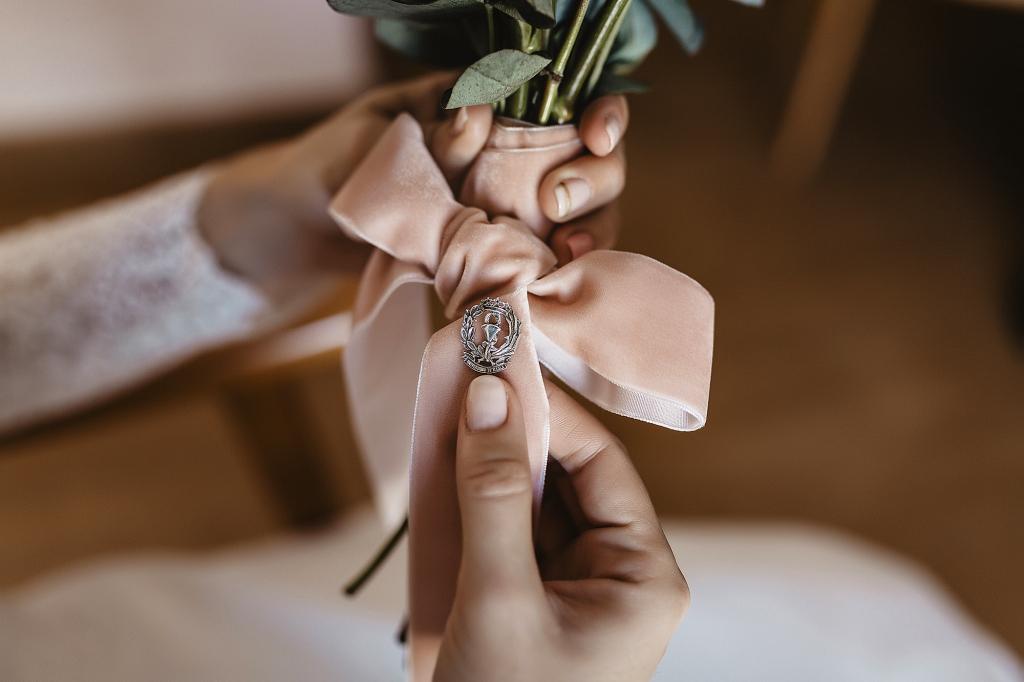 Detalles que hacen una boda única.